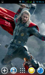 Thor Live Wallpapers screenshot 2/4