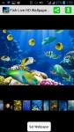 Fish Live HD Wallpaper screenshot 1/4