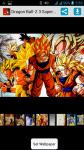 Dragon Ball-Z 3 Super Saiyan screenshot 1/4