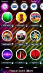 Popular Sound Effects screenshot 2/6