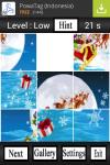 Funny Santa Claus Puzzle Game screenshot 1/4
