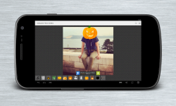 Halloween Photo Stickers screenshot 2/2