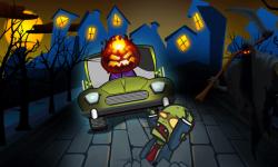 Halloween Hill Racing  screenshot 2/6