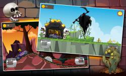 Halloween Hill Racing  screenshot 3/6