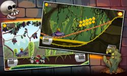 Halloween Hill Racing  screenshot 4/6