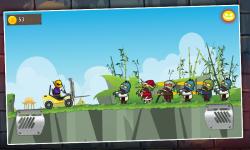 Halloween Hill Racing  screenshot 5/6