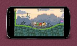 Crazy Racing Crazy Birds screenshot 3/4