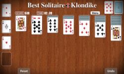 Best Solitaire ● Klondike screenshot 2/2