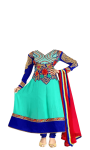 Anarkali photo suit   screenshot 2/4