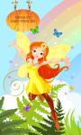 Dress Up Fairy Princess screenshot 1/5