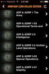 ArmyADPcom Study Guide Deluxe secure screenshot 3/5