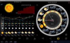 eWeather HD Wetter Barometer real screenshot 3/6