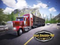 Truck Simulator PRO 2016 swift screenshot 3/6