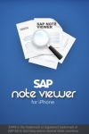 SAP Note Viewer for iPhone screenshot 1/1
