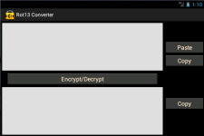 Rot13 Converter screenshot 3/3