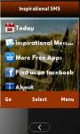 Inspirational SMS Messages screenshot 1/4