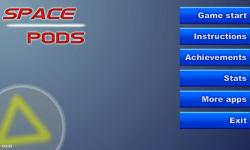 Space Pods Defend screenshot 1/4