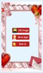 wedding-love frames screenshot 1/4
