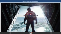 Captain America Movie HD Wallpaper screenshot 4/6