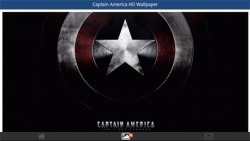 Captain America Movie HD Wallpaper screenshot 6/6