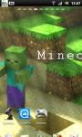 Minecraft Live Wallpaper 4 screenshot 2/3