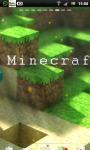 Minecraft Live Wallpaper 4 screenshot 3/3