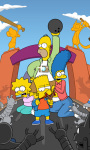 Free The Simpsons funny characters waallpaper screenshot 1/6