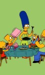 Free The Simpsons funny characters waallpaper screenshot 3/6