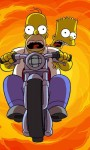 Free The Simpsons funny characters waallpaper screenshot 6/6