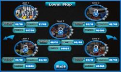 Free Hidden Object Games - Service Station screenshot 2/4