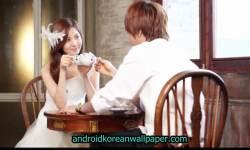 Yonghwa Seohyun YongSeo Couple Wallpaper screenshot 3/6