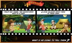 Free Hidden Object Games - The Treasure screenshot 2/4