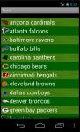 USA leagues: wallpaper logos screenshot 1/2