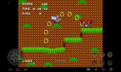 Sonic Chaos Quest screenshot 1/4