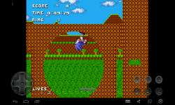 Sonic Chaos Quest screenshot 2/4