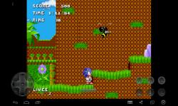 Sonic Chaos Quest screenshot 4/4