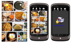 Fried rice recipe for android screenshot 1/1