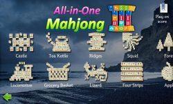 All-in-One Mahjong 3 FREE screenshot 2/5