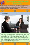 Ready For Job Interview screenshot 3/3