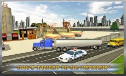 Transport Truck : Oil Tanker screenshot 2/3