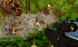 Alone Fighter Sniper Combat screenshot 4/6