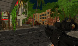 Alone Fighter Sniper Combat screenshot 6/6
