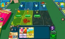 Card Wars  Adventure Time HD screenshot 2/4