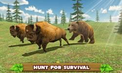 Furious Bear Simulator 2016 screenshot 2/6