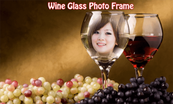 Wine Glass Photo Frame screenshot 1/4