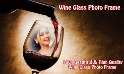 Wine Glass Photo Frame screenshot 4/4