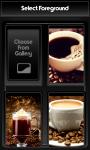 Coffee Zipper Lock Screen Free screenshot 3/6