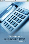 Kalkulator pacowy screenshot 1/1