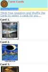 Tarot Cards Fortune Forecasts screenshot 2/3