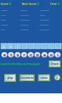 Word Vocab Game screenshot 2/3